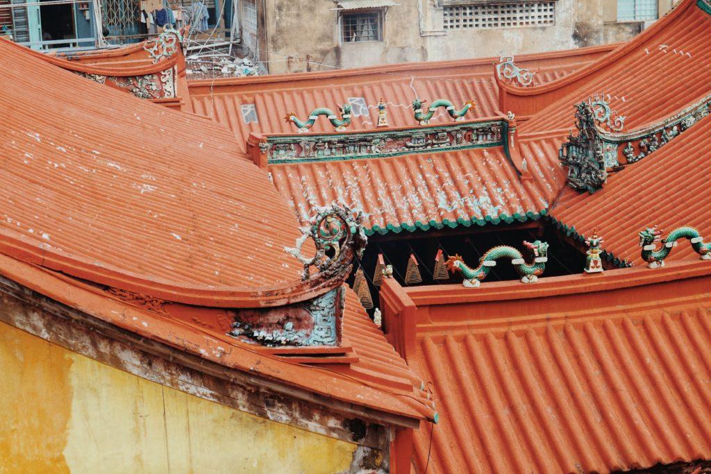 Một mái đình của văn hóa Quảng Đông - Chợ Lớn